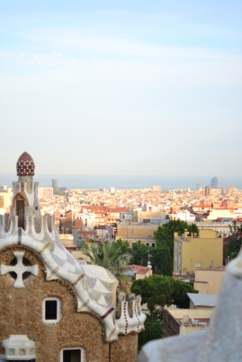 Spain, parc guell