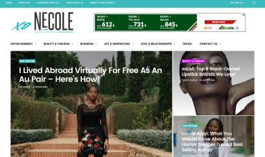 xoNecole.com, Au Pair feature