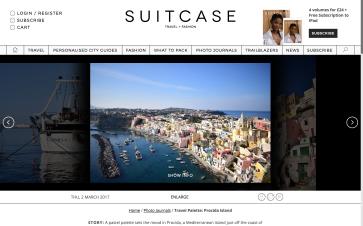 Travel Palette: Procida Island, SUITCASE Magazine