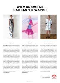WeAr 45, Womenswear Labels to Watch