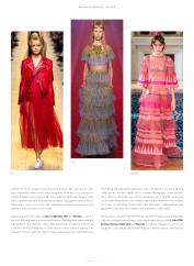 """WeAr 49 (1/17): Womenswear Trend, """"Belle of the Ball"""""""