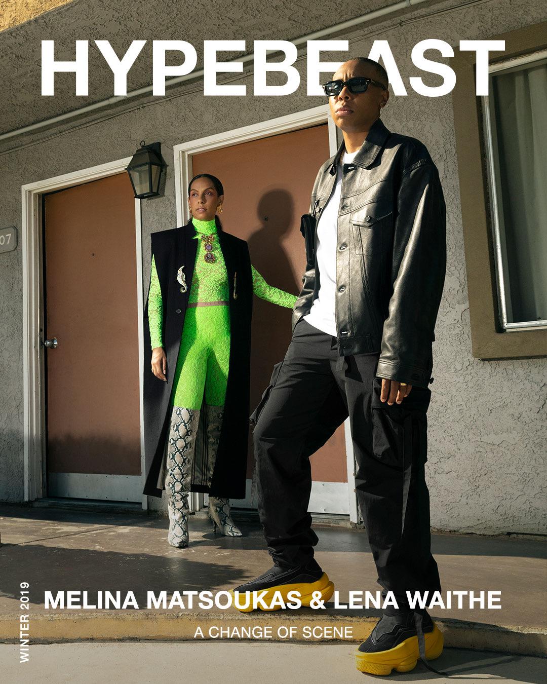 Lena waithe melina matsoukas hypebeast queen and slim cover nia groce