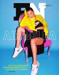 FN 11.6.17; Bella Hadid Cover, (Fash Asst.)