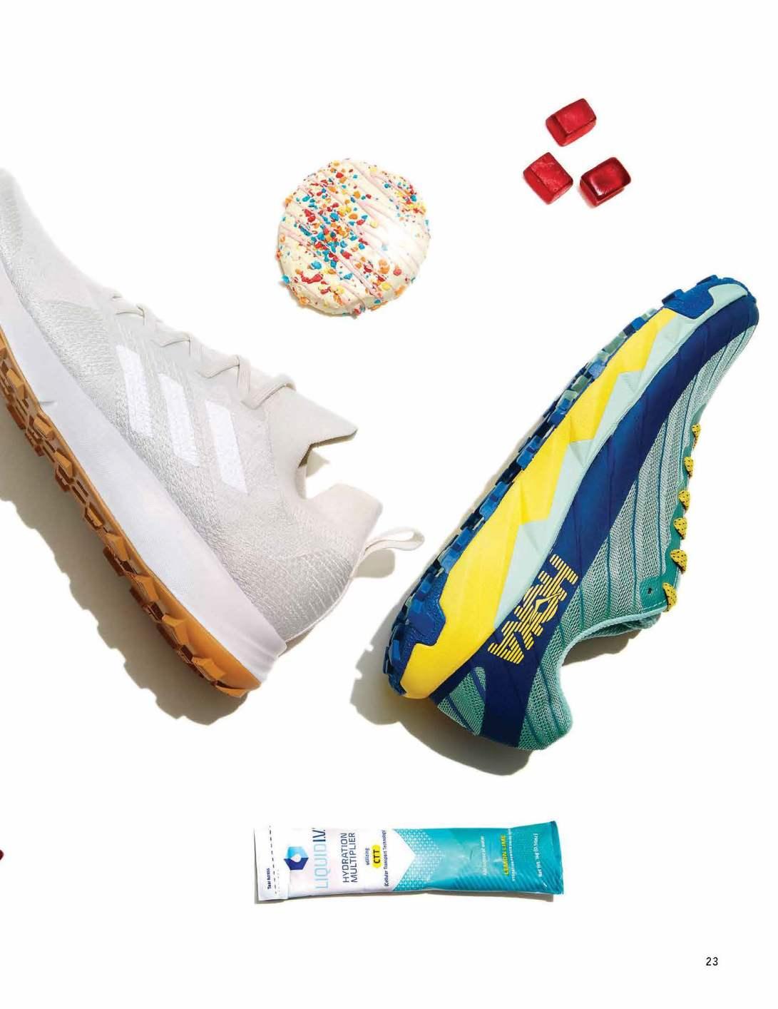 footwear news, trail runners