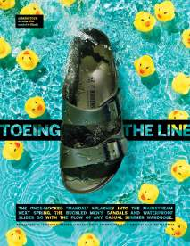 "FN 8.6.18; ""Toeing the Line"""